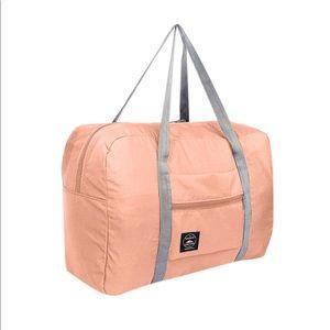 Handbags - Pink Weekend Carry On Luggage Bag